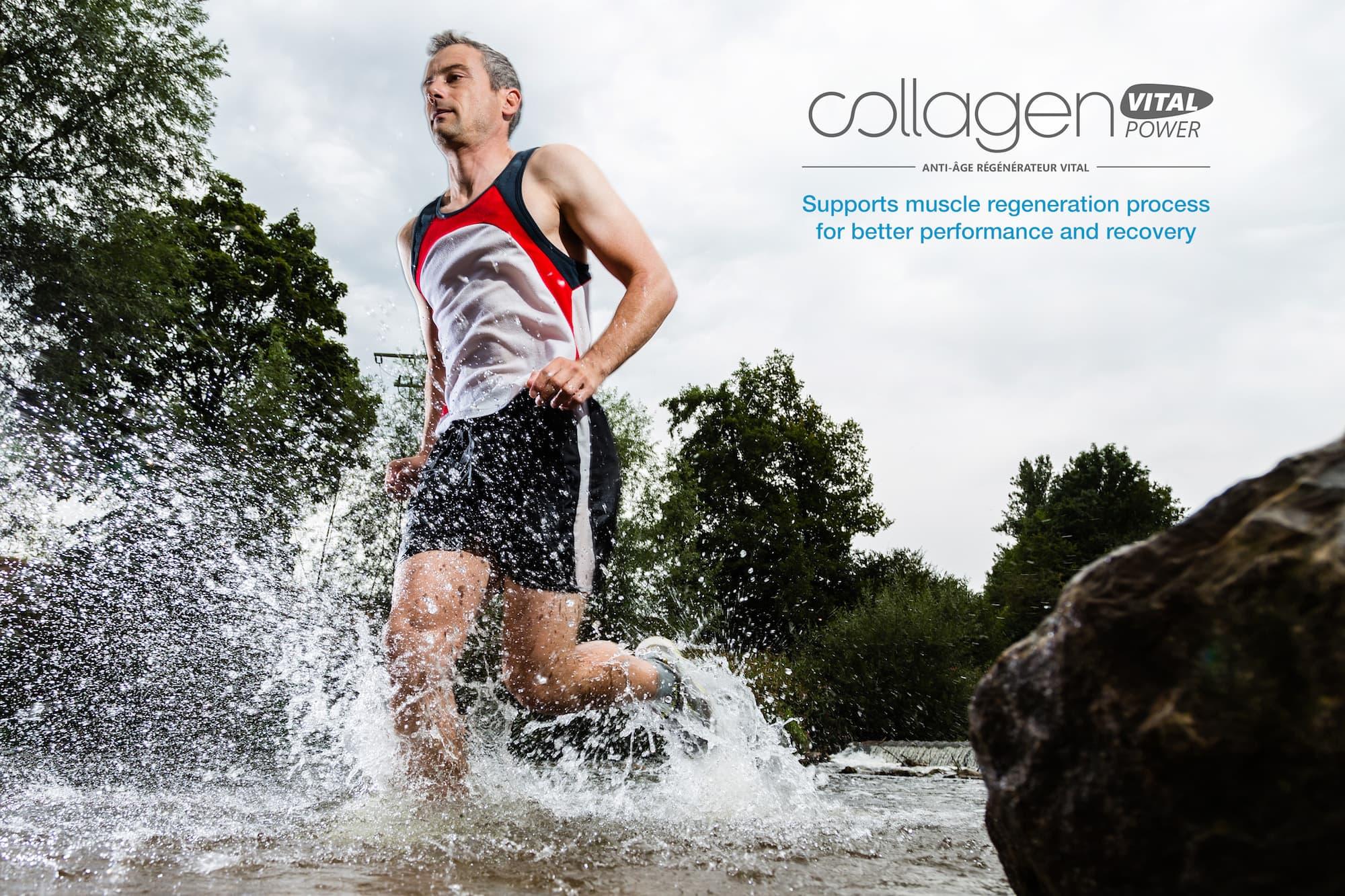 collagen sports