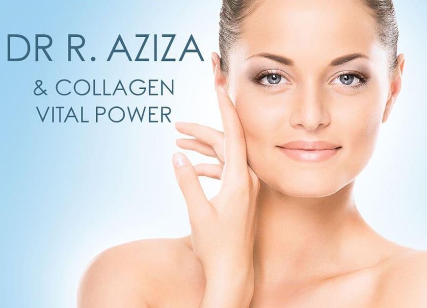 Dr Aziza & Collagen Vital Power